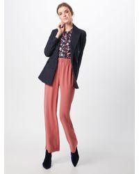 Vero Moda Multicolor Bluse 'VMGERDA NICKY LS TOP'