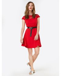 Wal-G Red Cocktaildress
