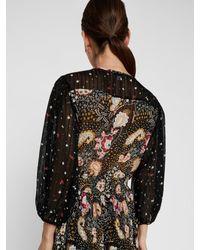 Vero Moda Black Kleid