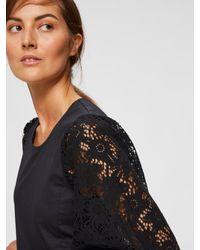 SELECTED Black Kleid
