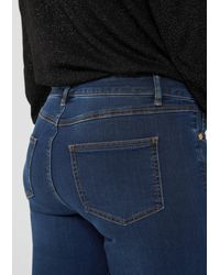 Triangle Blue Jeans