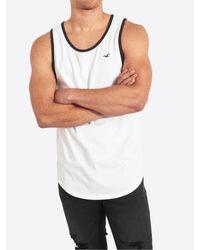 Hollister Shirt in White für Herren
