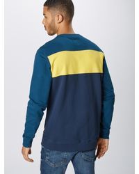 Vans Sweatshirt in Blue für Herren