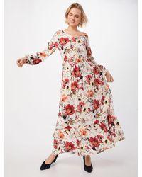 B.Young Multicolor Kleid 'JILLA'