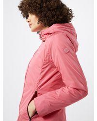 Save The Duck Pink Jacke 'GIUBBOTTO CAPPUCCIO'