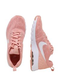 Nike Pink Sneaker 'Air Max Motion'
