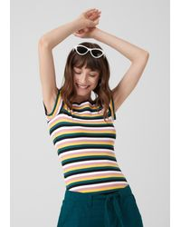 Q/S designed by Multicolor Shirt