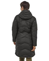 Patagonia Black Outdoorjacke 'Down With It'