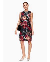 s.Oliver BLACK LABEL Multicolor Kleid