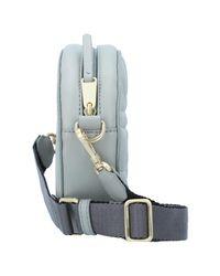 Bree Blue Kandy 1 Umhängetasche Leder 22 cm