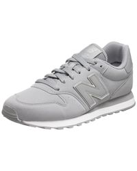 New Balance Gray Sneaker