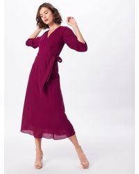 Lauren by Ralph Lauren Purple Kleid