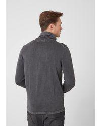 S.oliver Pullover in Gray für Herren