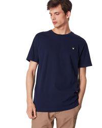WOOD WOOD Shirt in Blue für Herren