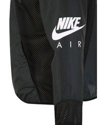 Nike Sport-Jacke 'AIR' in Black für Herren