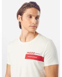 Marc O'Polo DENIM T-Shirt in White für Herren