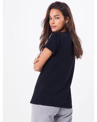 Liu Jo Black Shirt 'T-SHIRT M/C'