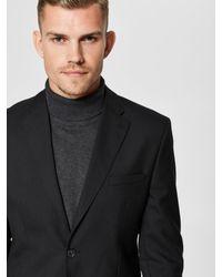 SELECTED Blazer in Black für Herren