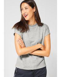 Street One Gray Shirt