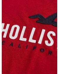 Hollister Red Shirt