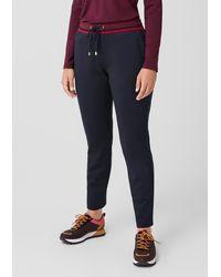 Triangle Blue Jogging Pants