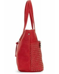Tamaris Red Shopper »Amber«