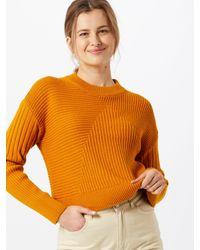 Noisy May Yellow Pullover