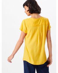Street One Yellow Bluse 'Vivian'