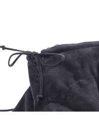 Paul Green Black Overknees