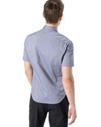 BOSS Hemd 'BIADIA_R 10205714 03' in Blue für Herren