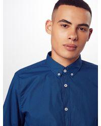 Tom Tailor Hemd 'Ray' in Blue für Herren