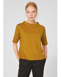 s.Oliver BLACK LABEL Yellow Shirt
