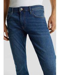 Edc By Esprit 5-Pocket-Jeans in Blue für Herren
