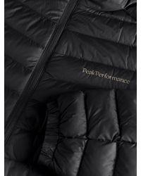 Peak Performance Winterjacke 'FROST DH' in Black für Herren