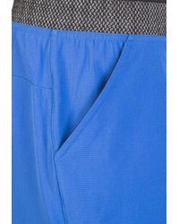 Reebok Funktionsshorts 'Epic Knit Waist' in Blue für Herren