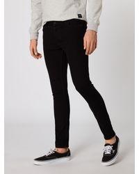 Only & Sons Jeans 'EXTREME WARP' in Black für Herren