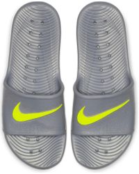 Nike Badelatschen 'Kawa Shower Slide' in Multicolor für Herren