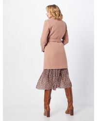 Vero Moda Brown Mantel 'CALAMARIA'