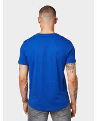 Tom Tailor Denim Shirt in Blue für Herren