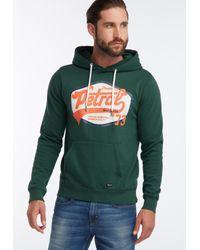 Petrol Industries Sweater in Green für Herren