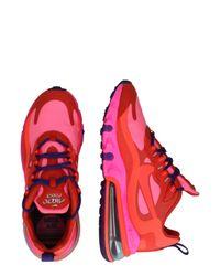 Nike Pink Sneaker 'AIR MAX 270 REACT'