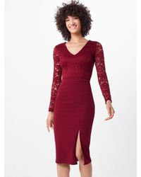 Wal-G Red Cocktailkleid