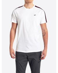Hollister Shirt in White für Herren