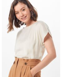 Vero Moda Natural Blusenshirt