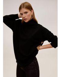 Mango Black Pullover 'Bandy'