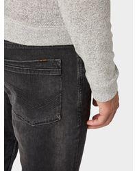 Tom Tailor Jeans 'Josh' in Black für Herren