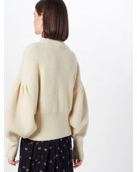 Just Female White Pullover 'Sophie'