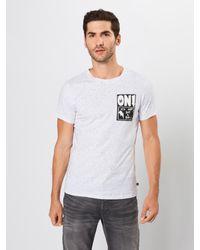Q/S designed by Shirt in White für Herren