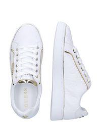 Guess White Sneaker