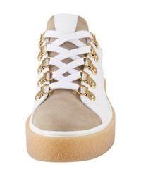 heine White Sneaker